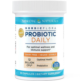 Nordic Flora Probiotic Daily, 60 Count