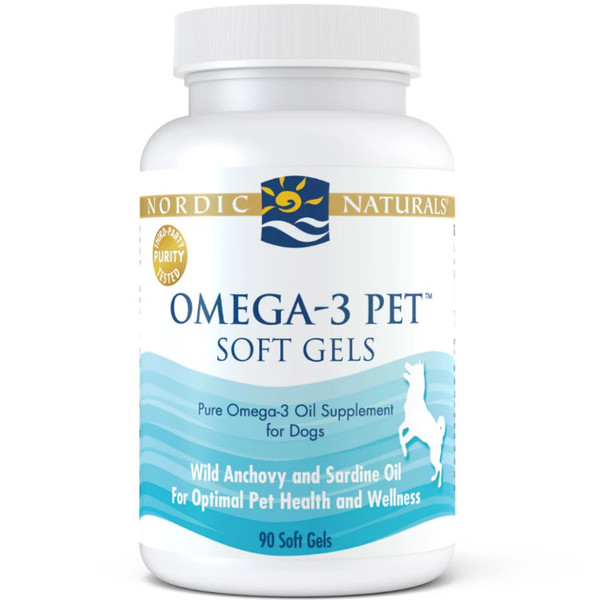Omega-3 Pet Soft Gels, 90ct