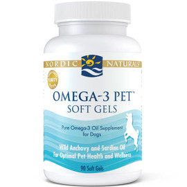 Omega-3 Pet Soft Gels, 90ct