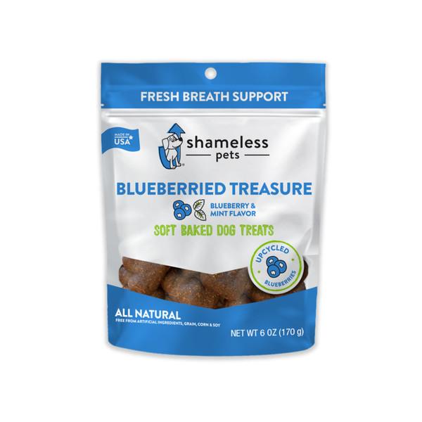 Blueberried Treasure Dog Treats