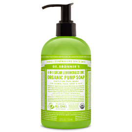 Organic Pump Soap, 12 oz
