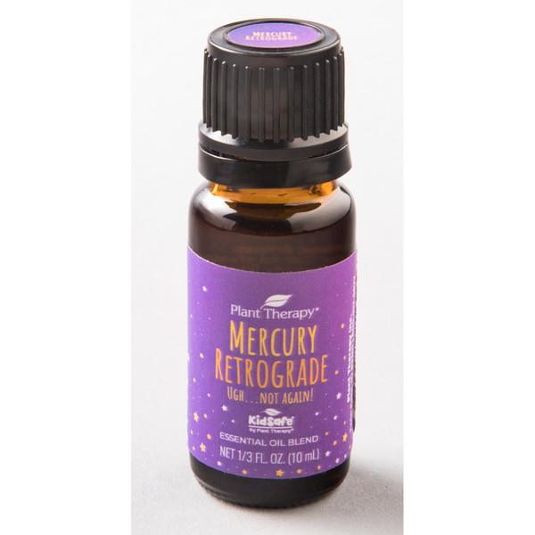 Mercury Retrograde Essential Oil Blend, 10 ml