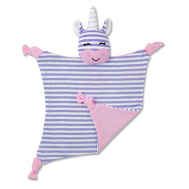 Cupcake the Unicorn Organic Blankie
