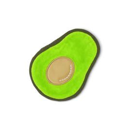 Mini Avocado Crinkle Organic Blankie