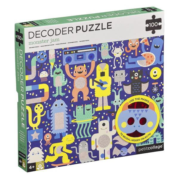 Decoder Puzzle