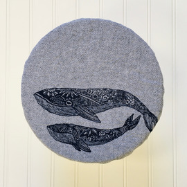 10 inch Fabric Bowl Cover