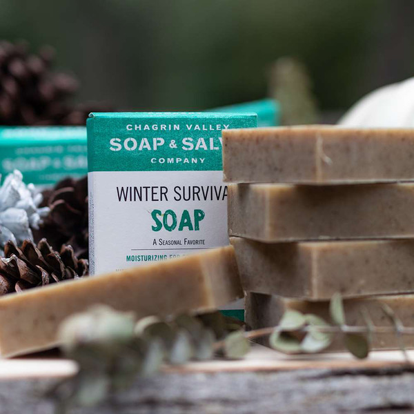 Winter Survival Soap