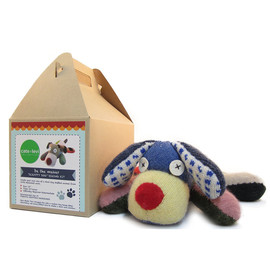 Floppy Dog Stuffed Animal Making Kit