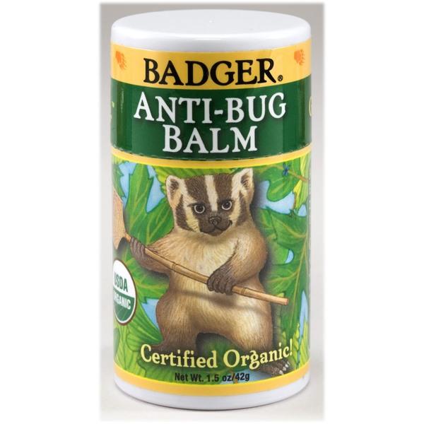 Organic Anti-Bug Balm