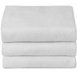 Organic Cotton Fitted Crib Sheets (set of 3)