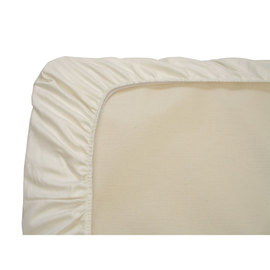 Organic Cotton Bassinet Fitted Sheet