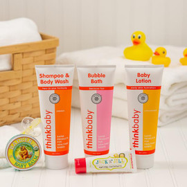 Baby Body Care Bundle