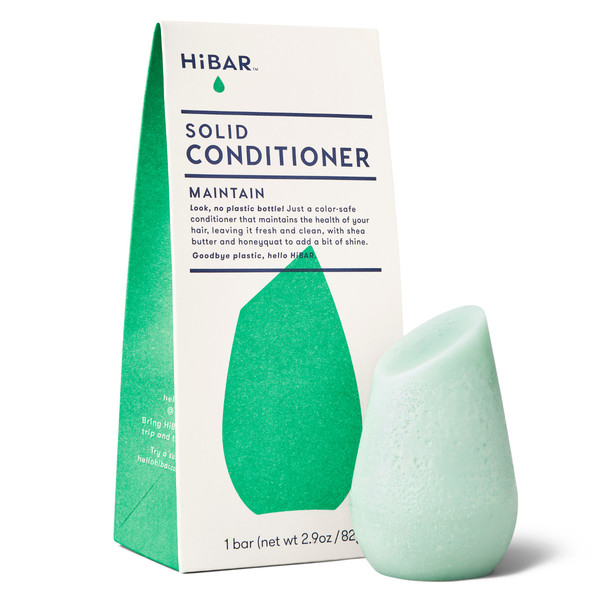 Maintain Solid Conditioner Bar
