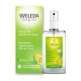 Citrus 24H Deodorant Spray
