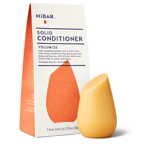 Volumize Solid Conditioner Bar