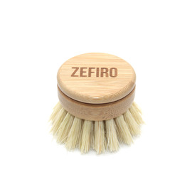 Bamboo and Sisal Dish Brush Replacement Head