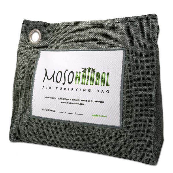 Natural Air Purifying Bag, Stand-Up Style