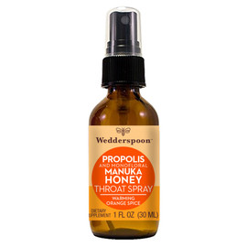 Propolis and Manuka Honey Throat Spray