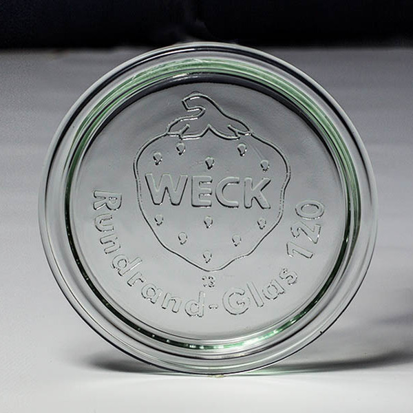 Glass Replacement Canning Lid (Lid Only)