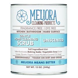 Gentle Home Cleaning Scrub