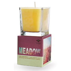Aromatherapy Beeswax Candles, Wander Collection