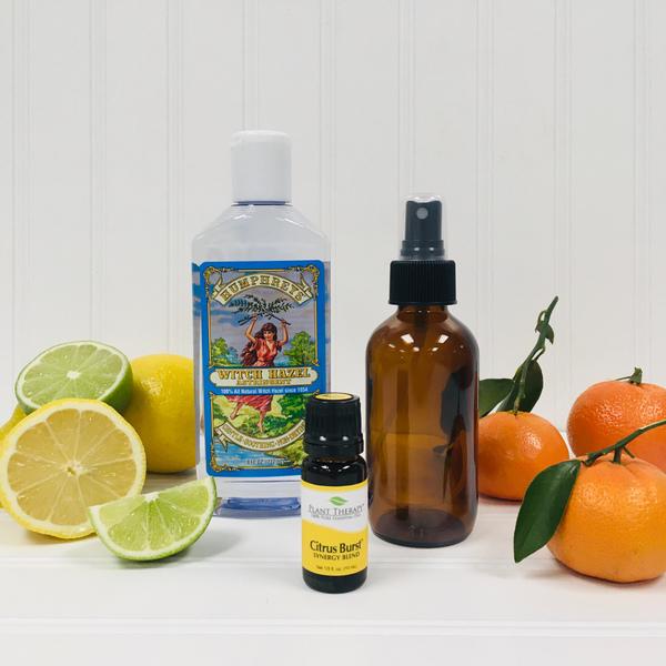 Citrus Burst DIY Room Spray Kit