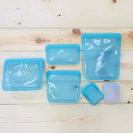 Stasher Assorted 6 Bag Set