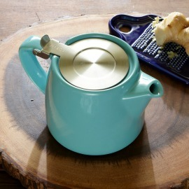 Stump Teapot with Infuser