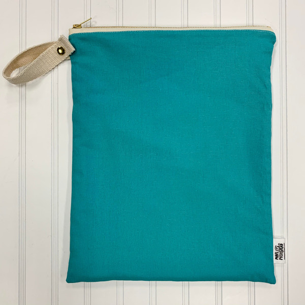 Large Wet Bag with Loop Handle