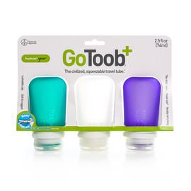 GoToob+ Medium 3-Pack