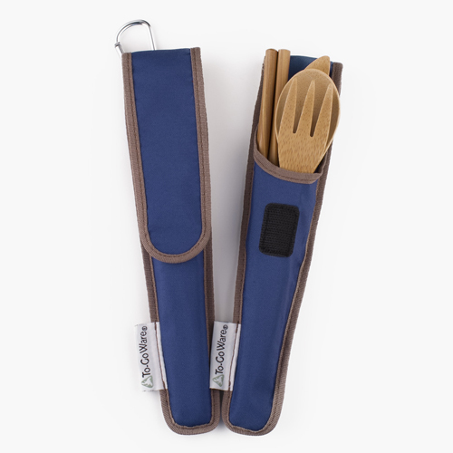 bamboo lunch utensils