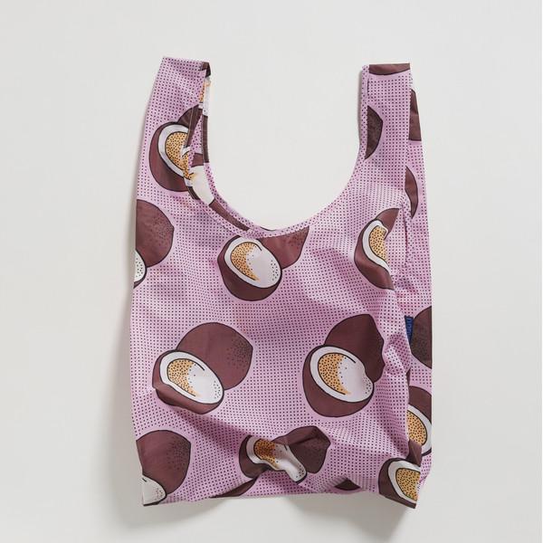Reusable Shopping Bag, Pink Coconut