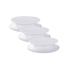 Silicone Stretch Storage Tops, Set of 3 Sizes