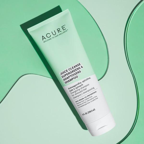 Juice Cleanse Supergreens & Adaptogens Shampoo