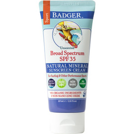 SPF 35 Sport Sunscreen Unscented