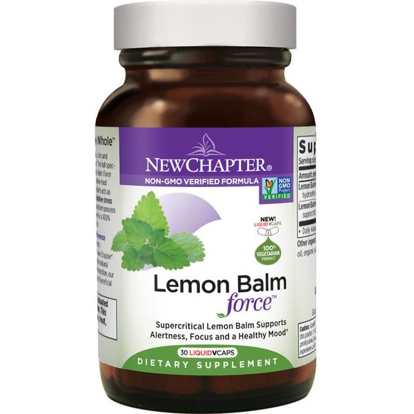 Lemon Balm Force Dietary Supplement