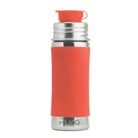 11oz Pura Sport Mini Bottle with Sleeve