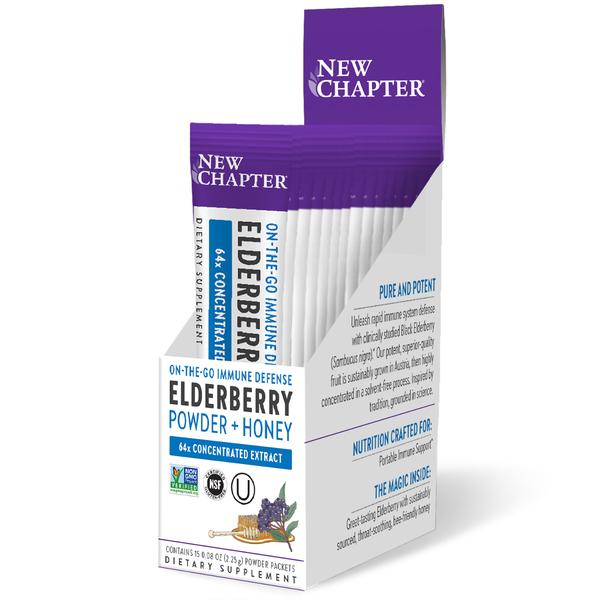 Elderberry Powder Packets