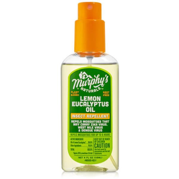 Lemon Eucalyptus Oil Mosquito Repellent Spray