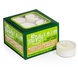 Mosquito Repellent Tea Light Candles
