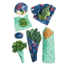 7-piece Bee's Wrap Variety Set