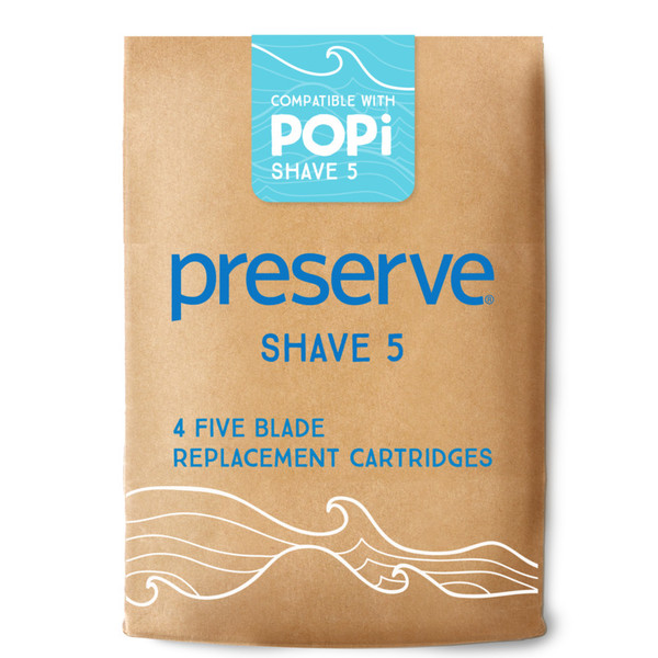 POPi Shave 5 Replacement Blades