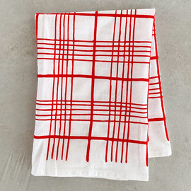 Picnic Plaid Dinner Napkins, Set of 4