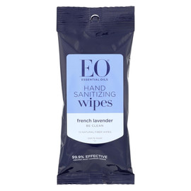 Lavender Hand Sanitizing Wipes