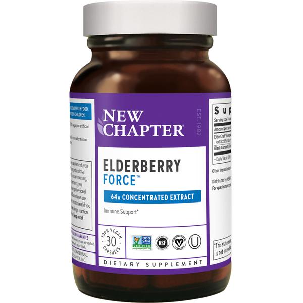 Elderberry Force Capsules