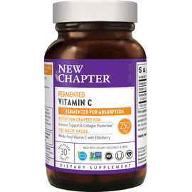 Fermented Vitamin C