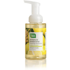 chemical free kids hand soap