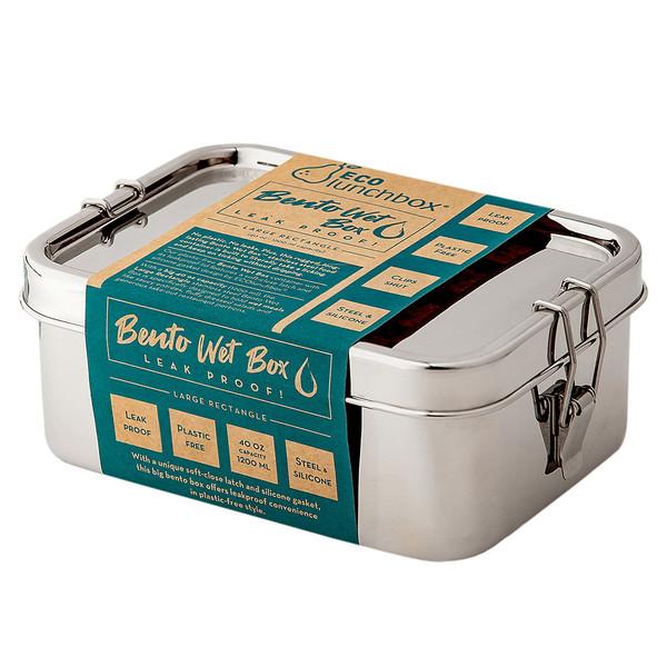 Bento Wet Box, Rectangle