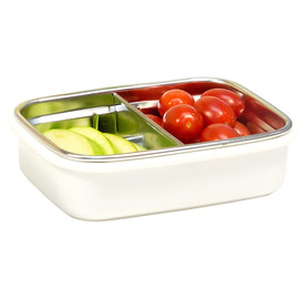 Keepin' Fresh Stainless Divided Bento, 11oz