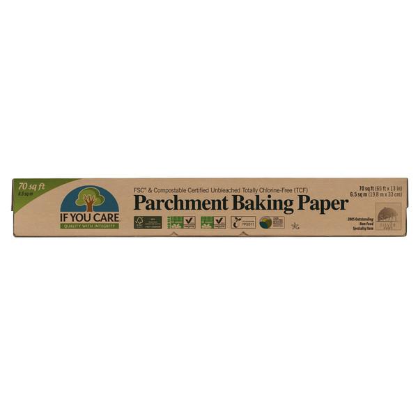 Unbleached Parchment Baking Paper Roll